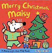 Merry Christmas Maisy Hardcover Picture Book
