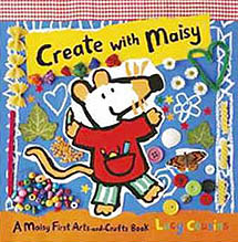 Create With Maisy Hardcover Picture Book