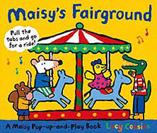 Maisy's Fairground Hardcover Picture Book