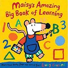 Maisy's Amazing Big Book of Learning Hardcover Picture Book