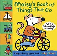 Maisy's Things That Go Hardcover Picture Book