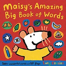 Maisy's Amazing Big Book of Words Hardcover Picture Book