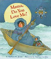 Mama Do You Love Me? Hardcover Picture Book