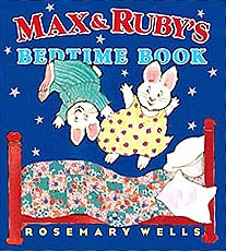 Max & Ruby's Bedtime Book Hardcover