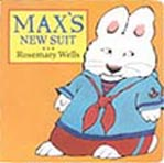 Max's New Suit Board Book