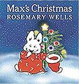 Max's Christmas Hardcover Picture Book