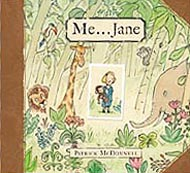 Me...Jane Hardcover Picture Book