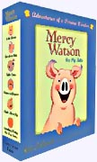Mercy Watson Six Pig Tales Boxed Set of Paperback Chapter Books.