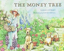 The Money Tree Out-of-Print Hardcover Picture Book