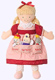 Clara Pocket Doll with puppets