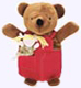 Goldilocks and Bears Stacking Doll with puppets