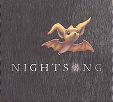 NightSong Hardcover Picture Book