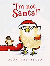 I'm Not Santa Hardcover Picture Book