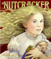 Nutcracker Hardcover Picture Book Illustrated by Susan Jeffers