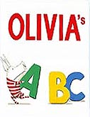 Olivia's ABC Board Book