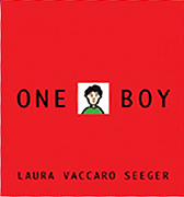 One Boy Out-of-Print Hadcover Picture Book