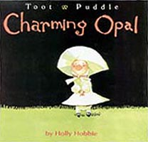 Charming Opal Hardcover Picture Book