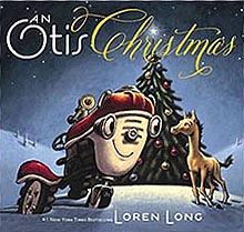 An Otis Christmas Hardcover Picture Book