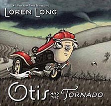 Otis and the Tornado Hardcover Picture Book