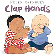 Clap Hands Board Book by Helen Oxenbury
