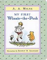 My First Winnie-the-Pooh Hardcover Picture Book