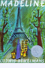 Madeline Hardcover Picture Book