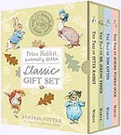 Peter Rabbit Gift Set of four books in slip case.