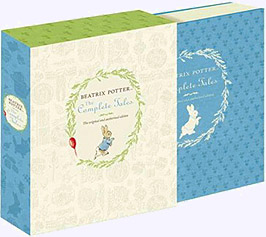 Beatrix Potter, The Complete Tales Hardcover Picture Book