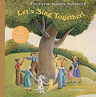 Let's Sing Together! Picture Book with Audio CD