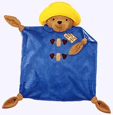 13 in. Paddington Cozy Blankie