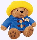 9 in. Paddington Bear Soft Doll