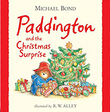 Paddington and the Christmas Surprise Hardcover Picture Book