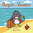 Penguin on Vacation Board Book