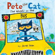Pete the Cat the Wheels of the Bus Board Book