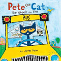 Pete the Cat The Wheels on the Bus Board Book