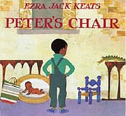 Peter's Chair Hardcover Picture Book