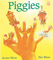 Piggies Large (Lap) Board Book