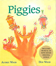 Piggies Hardcover Pictue Book