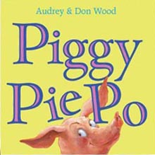 Piggy Pie Po Hardcover Pictue Book