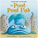 Pout-Pout Fish Board Book