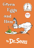 Green Eggs and Ham Haardcover Picture Book