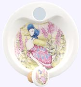 Jemima Puddle Duck Porcelain Warming Dish