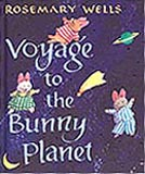 Voyage to the Bunny Planet Hardcover Picture Book