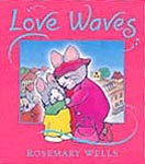 Love Waves Hardcover Picture Book