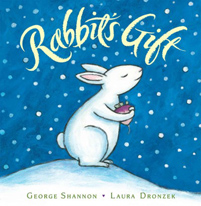 Rabbit's Gift Out-of-Print Hardcover Pictue Book
