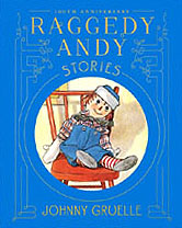 Raggedy Andy Stories Hardcover Illustrated Chapter Book