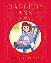 Raggedy Ann Stories Hardcover Illustrated Chapter Book