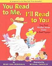Very Short Mother Goose Tales to Read Together Hardcover Picture Book