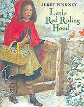 Little Red Riding Hood Hadcover Picture Book