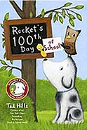 Rocket's 100th Day of School Hardcover First Reader Book